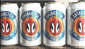 Bier Antarctica Brasilien