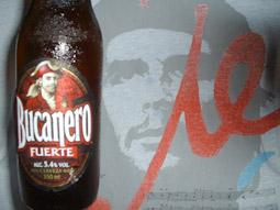 Bucanero Bier aus Kuba