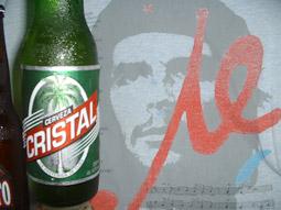 Cristal Bier Cuba