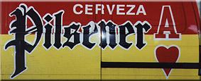 Bier Pilsener El Salvador