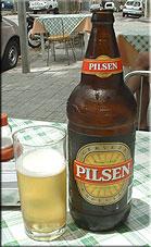 Pilsener Bier Uruguay
