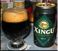 Biertest Xingu Schwarzbier Brasilien