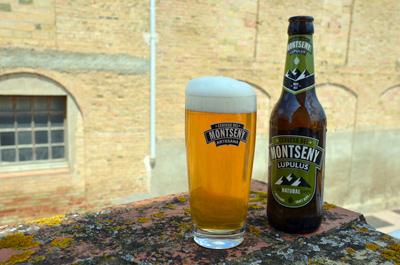 Craft Bier Montseny, Spanien