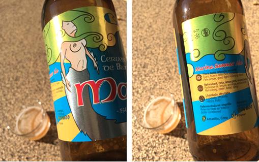 Marina Summer Ale aus Blanes (Katalonien / Spanien)